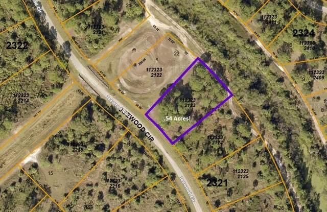 LOT 23 BLOCK 2321 Joewood Circle, North Port, FL 34288 (MLS #D6119646) :: Globalwide Realty