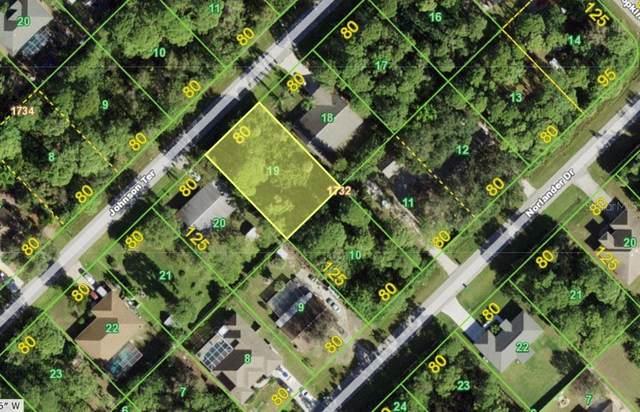 5258 Johnson Terrace, Port Charlotte, FL 33981 (MLS #D6119657) :: Frankenstein Home Team