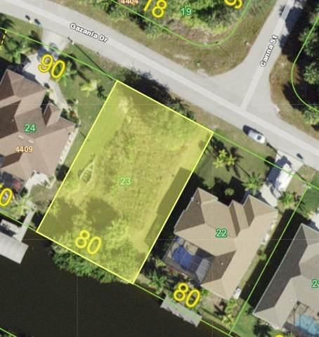 9530 Gazania Drive, Port Charlotte, FL 33981 (MLS #D6119779) :: Gate Arty & the Group - Keller Williams Realty Smart