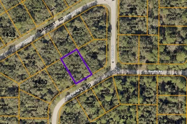 Lot 7 Hurdle Road, North Port, FL 34291 (MLS #D6119794) :: Gate Arty & the Group - Keller Williams Realty Smart