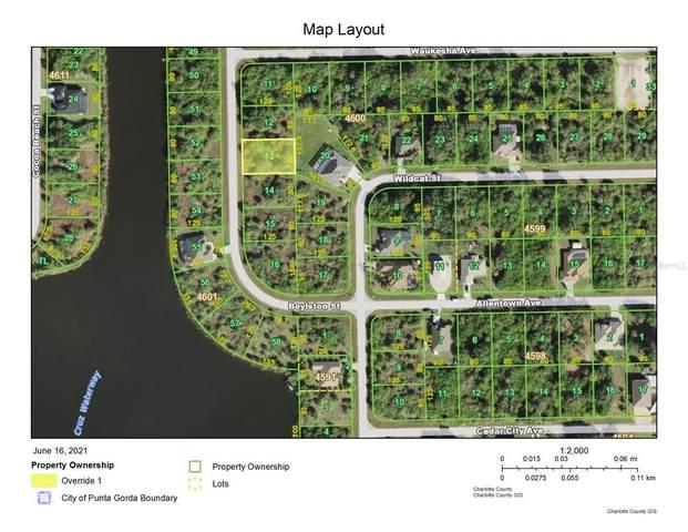 10126 Boylston St Street, Port Charlotte, FL 33981 (MLS #D6119829) :: The BRC Group, LLC