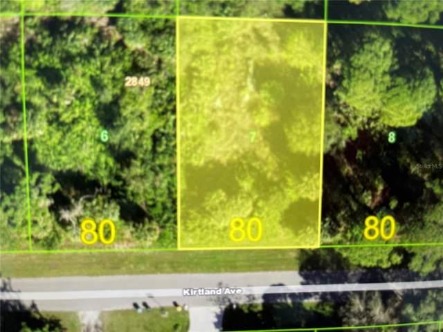 12078 Kirtland Avenue, Port Charlotte, FL 33953 (MLS #D6119886) :: Zarghami Group