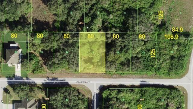 13164 Fort Braggs Avenue, Port Charlotte, FL 33981 (MLS #D6119894) :: The BRC Group, LLC