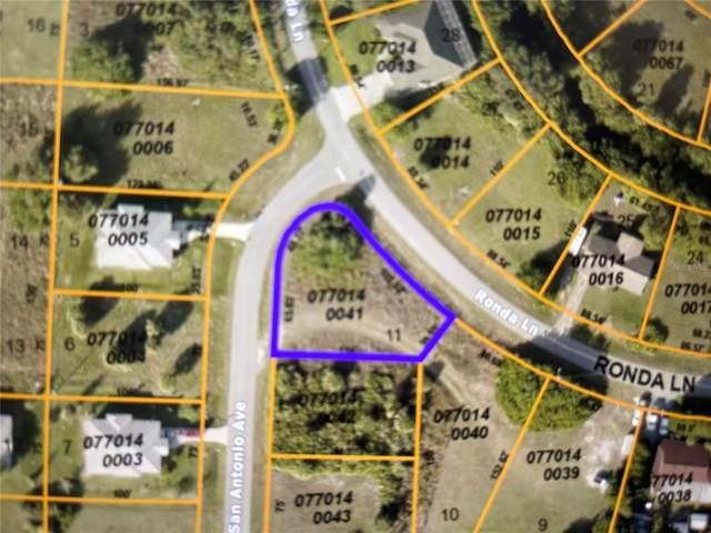 Lot 11 Ronda Lane, North Port, FL 34287 (MLS #D6119921) :: Zarghami Group