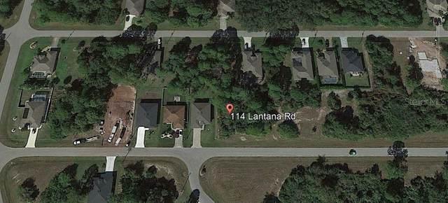 114 Lantana Road, Rotonda West, FL 33947 (MLS #D6119943) :: EXIT King Realty