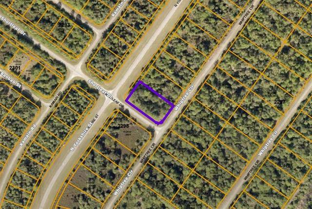 Whiptree Circle, North Port, FL 34288 (MLS #D6119979) :: The Hustle and Heart Group