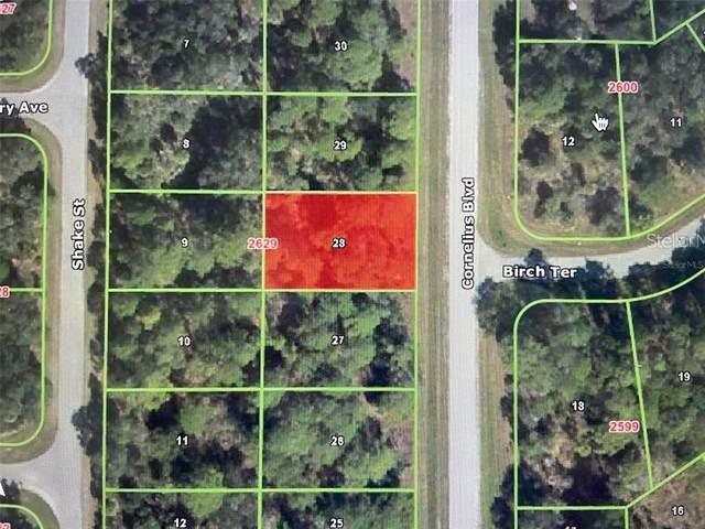 1291 Cornelius Boulevard, Port Charlotte, FL 33953 (MLS #D6119980) :: Cartwright Realty