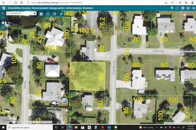 1350 Rocky Creek Lane, Englewood, FL 34224 (MLS #D6120029) :: Premium Properties Real Estate Services