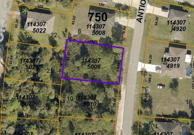 Lot 9 Antioch Street, North Port, FL 34288 (MLS #D6120036) :: Zarghami Group