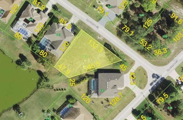 52 Sportsman Circle, Rotonda West, FL 33947 (MLS #D6120044) :: Zarghami Group