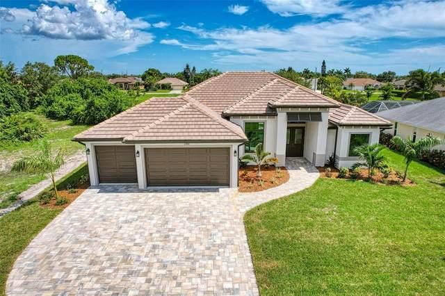 286 Rotonda Boulevard E, Rotonda West, FL 33947 (MLS #D6120079) :: Everlane Realty