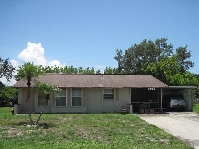 671 Lorca Terrace, Port Charlotte, FL 33952 (MLS #D6120088) :: Rabell Realty Group