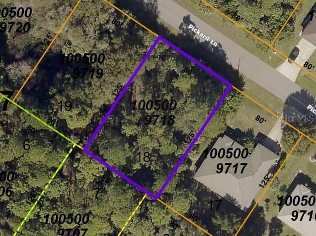 Pickard Lane, North Port, FL 34286 (MLS #D6120097) :: Cartwright Realty