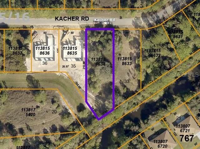Kacher Road, North Port, FL 34288 (MLS #D6120130) :: Zarghami Group