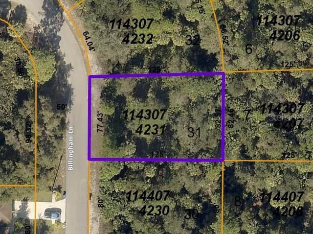 Billingham Lane, North Port, FL 34288 (MLS #D6120135) :: Zarghami Group