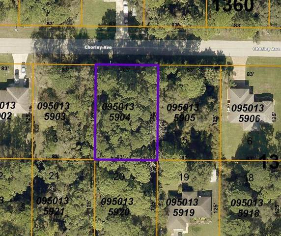 Lot 4 Chorley Avenue, North Port, FL 34291 (MLS #D6120150) :: Gate Arty & the Group - Keller Williams Realty Smart