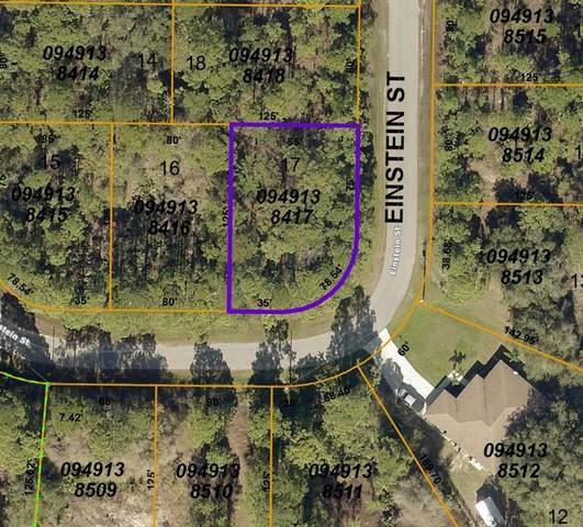 Lot 17 Einstein Street, North Port, FL 34291 (MLS #D6120157) :: Griffin Group