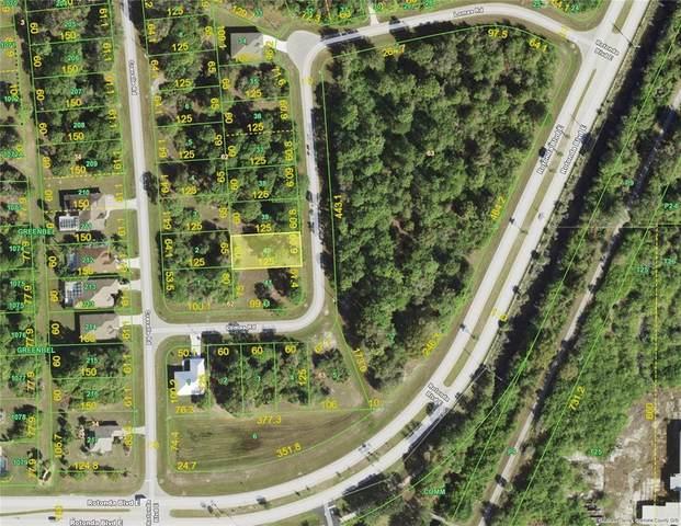 110 Lomas Road, Rotonda West, FL 33947 (MLS #D6120158) :: The Price Group