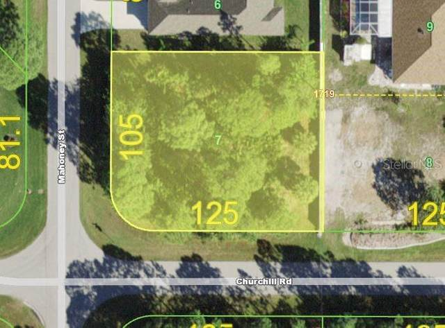 5384 Mahoney Street, Port Charlotte, FL 33981 (MLS #D6120162) :: The BRC Group, LLC