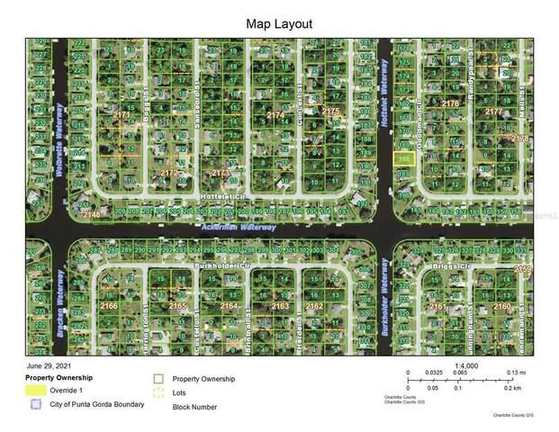 18443 Goodman Circle, Port Charlotte, FL 33948 (MLS #D6120171) :: Everlane Realty