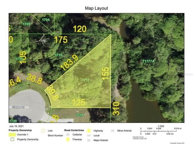 134 Glades Drive, Rotonda West, FL 33947 (MLS #D6120186) :: The BRC Group, LLC