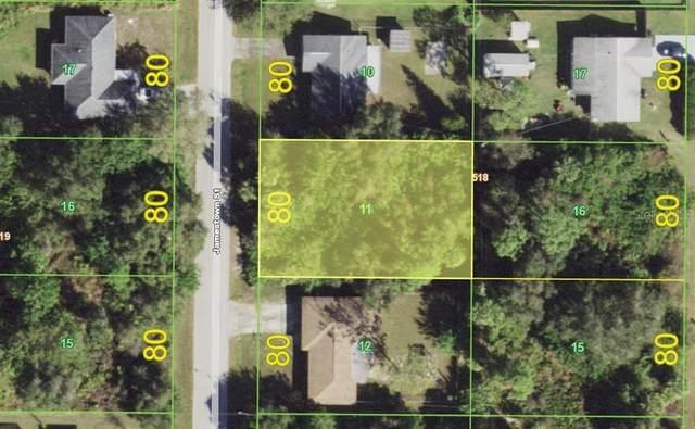 3318 Jamestown Street, Port Charlotte, FL 33952 (MLS #D6120193) :: Your Florida House Team