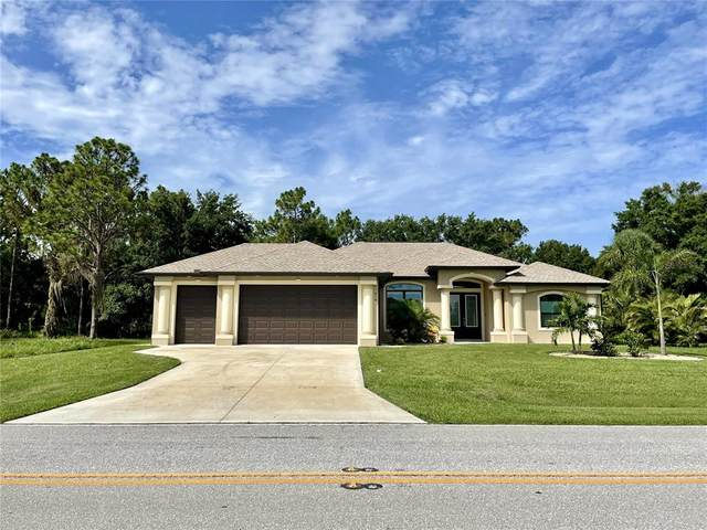 678 Rotonda Circle, Rotonda West, FL 33947 (MLS #D6120198) :: Zarghami Group