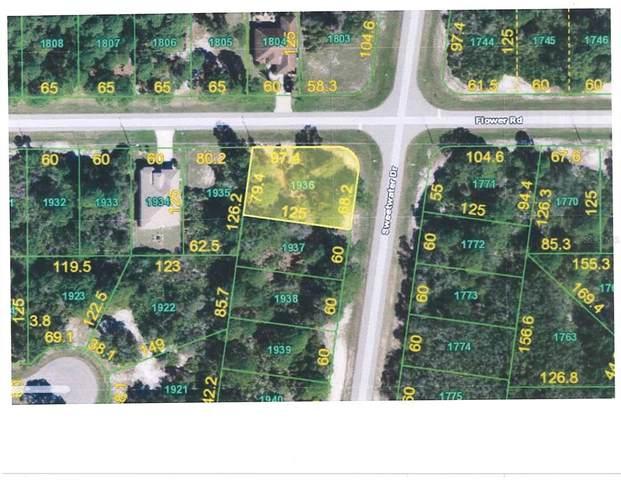 198 Sweetwater Drive, Rotonda West, FL 33947 (MLS #D6120208) :: The BRC Group, LLC