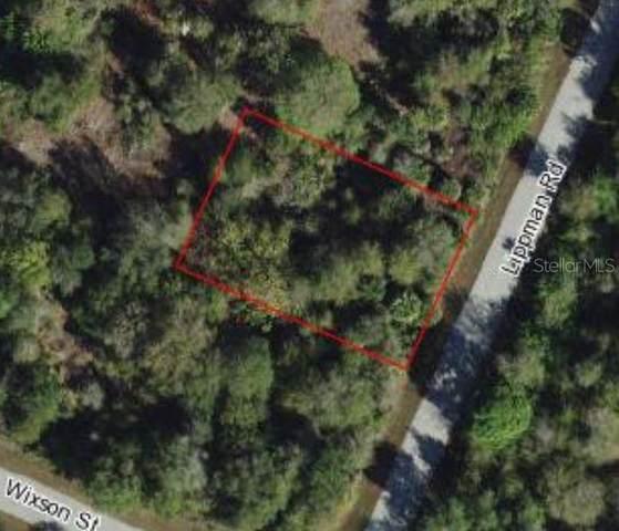 7107 Lippman Road, Port Charlotte, FL 33981 (MLS #D6120244) :: RE/MAX Marketing Specialists