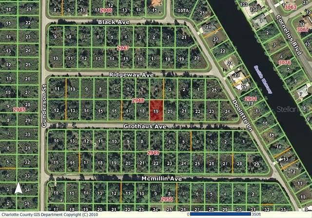 14480 Grothaus Avenue, Port Charlotte, FL 33953 (MLS #D6120283) :: Realty Executives
