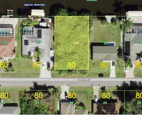 17356 Sabrina Circle, Port Charlotte, FL 33948 (MLS #D6120296) :: Bustamante Real Estate