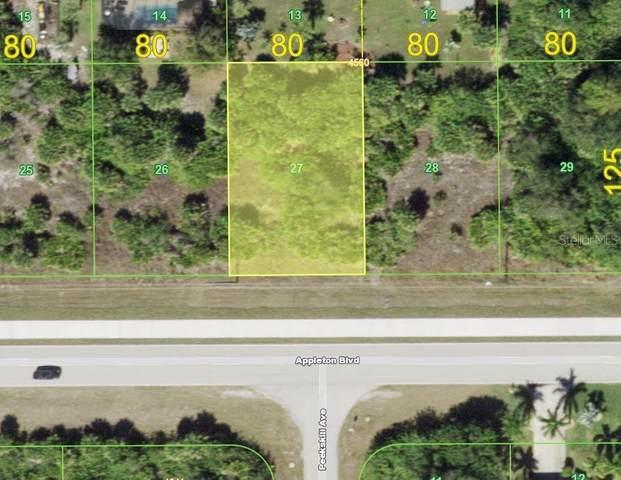 14220 Appleton Boulevard, Port Charlotte, FL 33981 (MLS #D6120302) :: Bustamante Real Estate