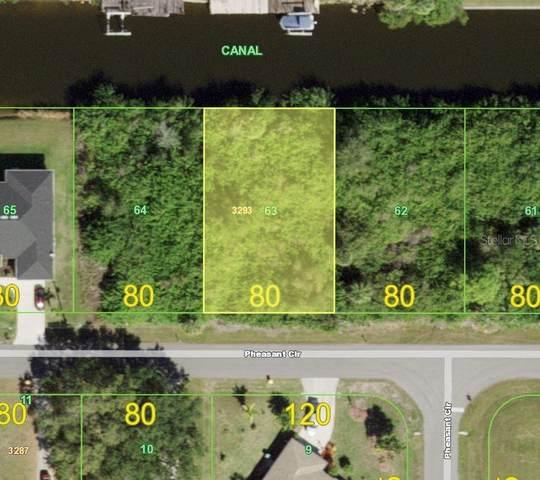 17380 Pheasant Circle, Port Charlotte, FL 33948 (MLS #D6120304) :: Bustamante Real Estate