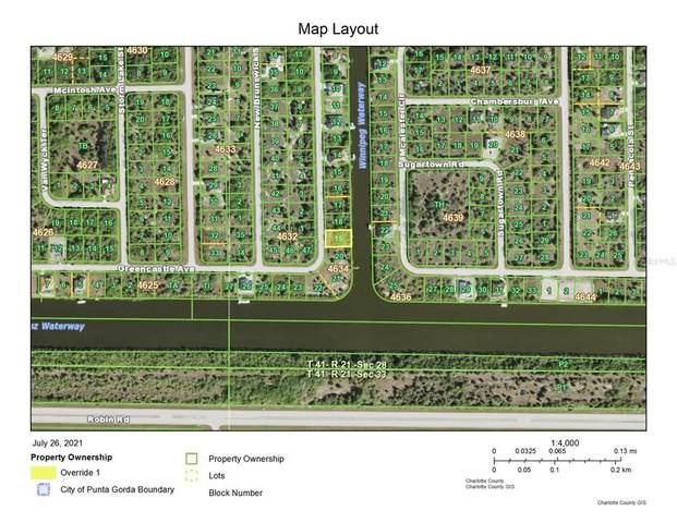 10490 Winnipeg Street, Port Charlotte, FL 33981 (MLS #D6120324) :: The BRC Group, LLC