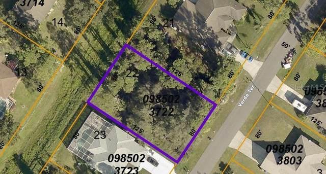 Verde Terrace, North Port, FL 34286 (MLS #D6120331) :: CARE - Calhoun & Associates Real Estate