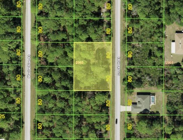 2433 & 2441 Crockett Street, Port Charlotte, FL 33953 (MLS #D6120347) :: Sarasota Property Group at NextHome Excellence