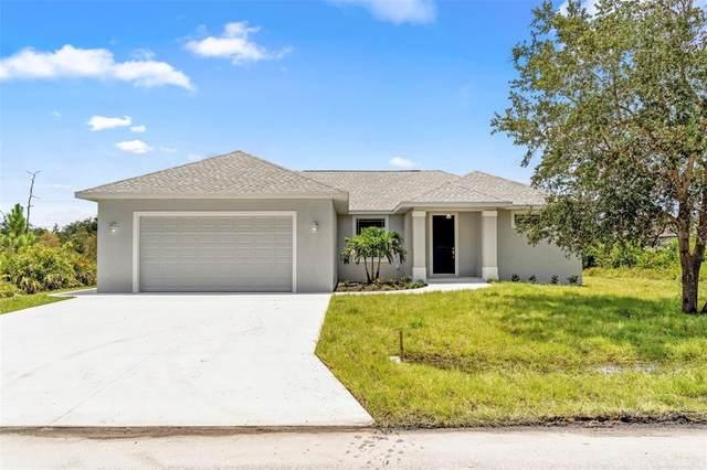 9148 Ravel Street, Port Charlotte, FL 33981 (MLS #D6120353) :: Premium Properties Real Estate Services
