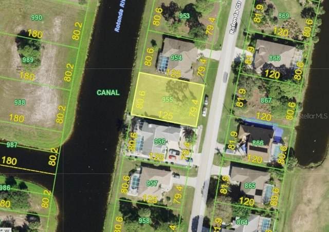 231 Rotonda Circle, Rotonda West, FL 33947 (MLS #D6120354) :: Everlane Realty