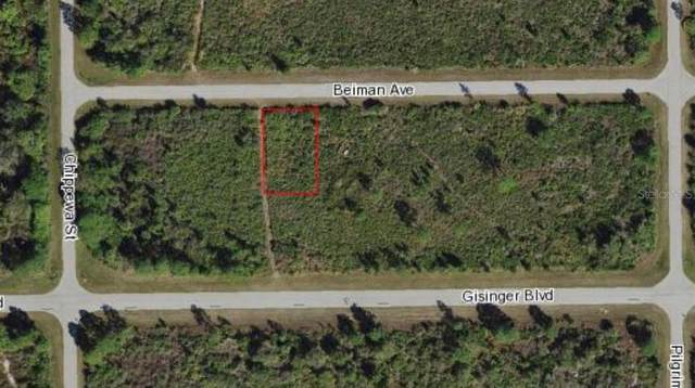 12069 Beiman Avenue, Port Charlotte, FL 33981 (MLS #D6120360) :: Godwin Realty Group