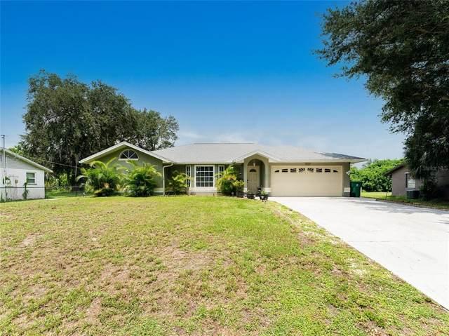 3295 Ithaca Street, Port Charlotte, FL 33952 (MLS #D6120362) :: Carmena and Associates Realty Group
