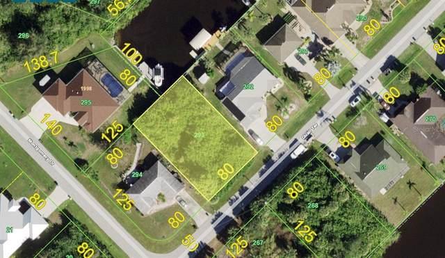 2539 Quail Terrace, Port Charlotte, FL 33981 (MLS #D6120365) :: Vacasa Real Estate