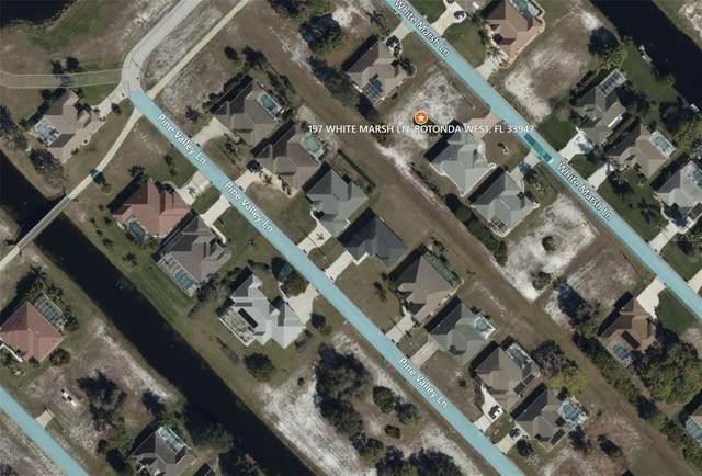 197 White Marsh Lane, Rotonda West, FL 33947 (MLS #D6120373) :: Charles Rutenberg Realty