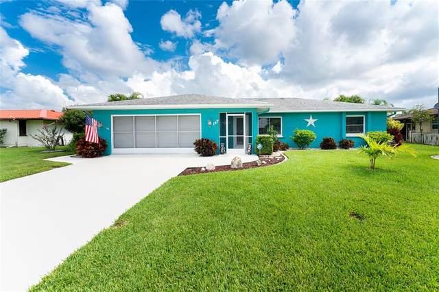 147 Caddy Road, Rotonda West, FL 33947 (MLS #D6120376) :: Carmena and Associates Realty Group