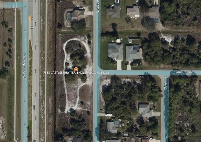 7583 Castleberry Terrace, Englewood, FL 34224 (MLS #D6120395) :: EXIT King Realty
