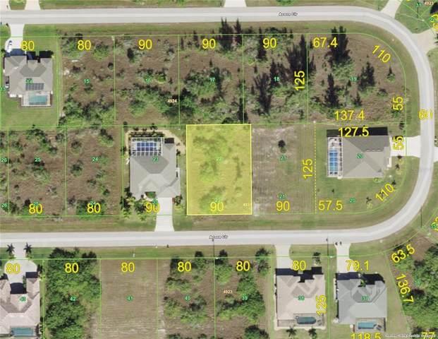 15237 Acorn Circle, Port Charlotte, FL 33981 (MLS #D6120397) :: Stiver Firth International