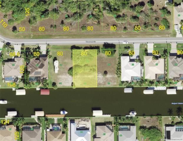 15730 Viscount Circle, Port Charlotte, FL 33981 (MLS #D6120398) :: Stiver Firth International