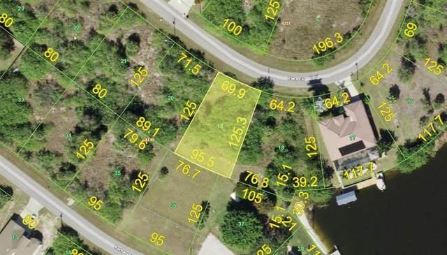 14464 Edna Circle, Port Charlotte, FL 33981 (MLS #D6120417) :: Stiver Firth International