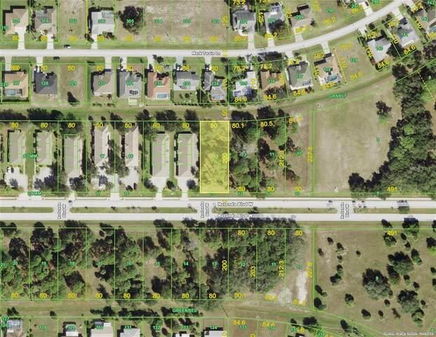 172 Rotonda Boulevard W, Rotonda West, FL 33947 (MLS #D6120420) :: Everlane Realty