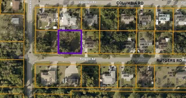 Rutgers Road, Venice, FL 34293 (MLS #D6120425) :: Cartwright Realty