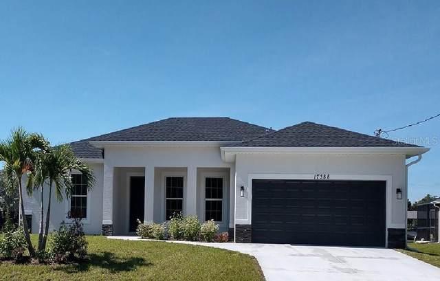 17388 Gulfspray Circle, Port Charlotte, FL 33948 (MLS #D6120431) :: Tuscawilla Realty, Inc